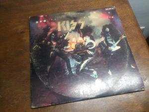 Disco De Kiss (alive!) Lp / Vinyl / Acetato / Rock