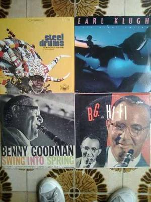 Discos Lp Vinil Jazz Instrumental Importados