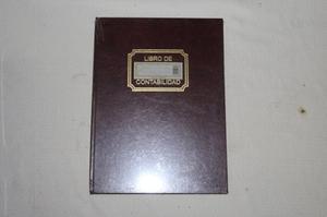 Libros De Contabilidad De 3 Columnas 100 Folios