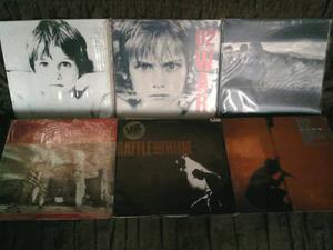 U2 Coleccion En Vinil Lp Rock Importados Y Nacionales
