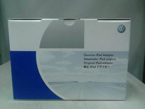 Adaptador Para Ipod Original Volkswagen