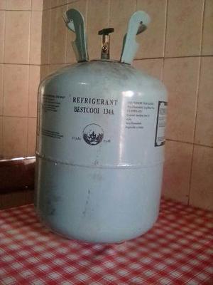 Bombona De Gas Refrigerante