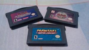 Cassettes Para Gameboy Advance Y Ds Lite