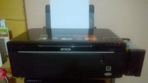 Impresora Epson Tx130 Con Sistema De Tinta Continua