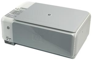 Impresora Multifuncional Hp C Photosmart Usada