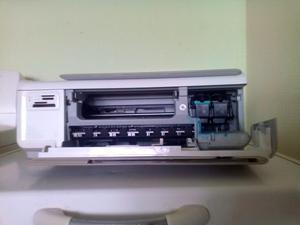 Impresora Multifuncional Hp, Photosmart C Para Repuesto.