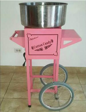 Maquina De Algodón De Azúcar