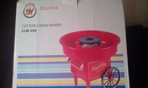 Maquina De Algodón De Azúcar Sujoya