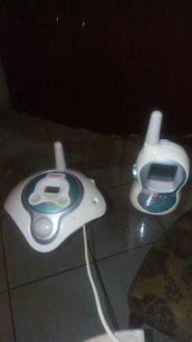 Monitor Para Bebe Fisher Price Usado