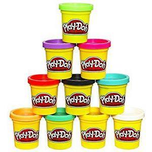 Play Doh Empaque 10 Potes 20 Onzas Total 560 Gramos