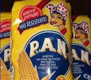 harina pan por bulto