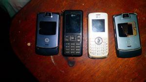 se vende telefonos para respuestos