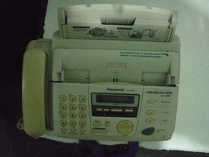 Fax Panasonic Modelo Kx Fp 155 Usado En Buen Estado