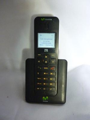 Oferta Teléfono Fijo Inalambrico Zte Wp650 Movistar