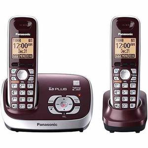 Panasonic Teléfono Inalámbrico Kx-tg Tlf Dect 6 Plus