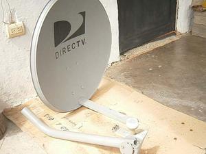 Plato O Antena De Direc Tv