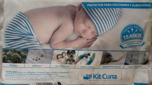 Protector De Colchón Para Cuna Impermeable Sanity Bed