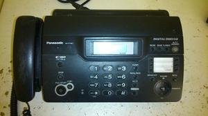 Telefono Fax Panasonic Kxft937