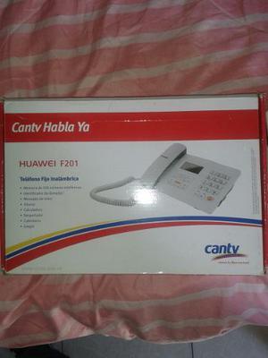 Telefono Fijo Huawei F201