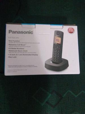 Telefono Panasonic Inalambrico Digital