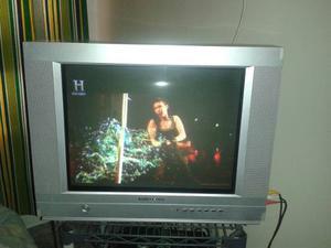 Televisor Daewoo 21 Pulgadas Con Control