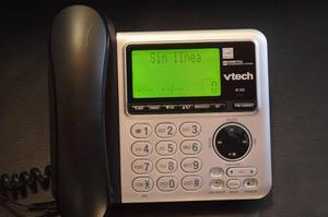 Teléfono Fijo Alámbrico Marca Vtech