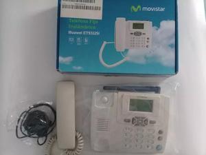 Teléfono Fijo Con Linea Movistar Huawei Etsi