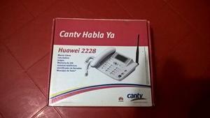Teléfono Huawei Ets  Cantv Con Línea