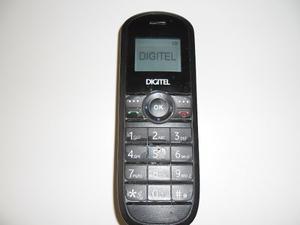 Teléfono Local Inalambrico Huawei Fc312e Con Su Linea