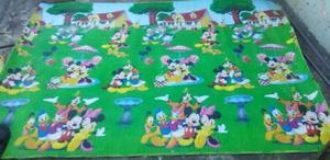 Alfombra Antigolpes De Foami Para Bebe O Niños Disney
