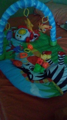 Alfombra De Juegos Para Bebé. Baby Gym