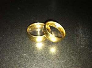 Anillos De Boda / Matrimonio Y Compromiso Acero Inoxidable
