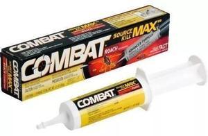 Combat Gel 60 Gr Contra Cucarachas Y Chiripas 100% Original