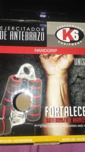 Ejercitador De Antebrazo K6 Handgrip
