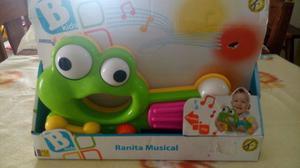 Juguete Musical Para Bebés De 12 Meses Kreisel
