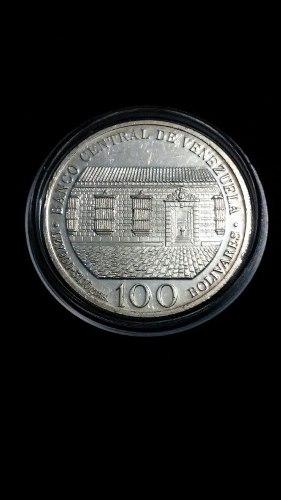 Moneda Conmemorativa Bicentenario Del Libertado Simon Boliv