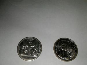 Monedas De Colección De Juan Pablo Ii