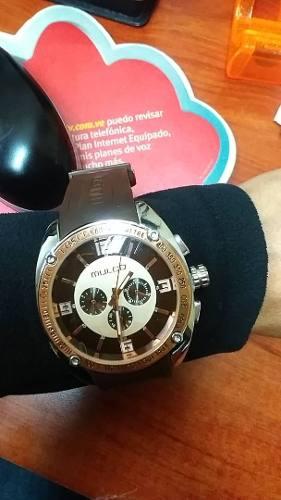 Reloj Mulco Deep, Titan Y Ilusion De Excelente Calidad!!!