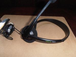 Audifonos Para Xbox 360 Originales!