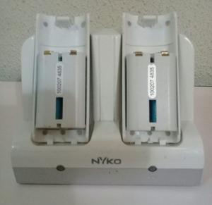 Base De Carga Controles Wii Nyko
