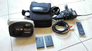 Camara Filmadora Samsung Sc-dx105 Con Todos Sus Accesorios