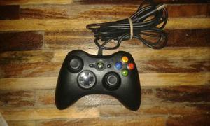 Control De Xbox 360 Con Cable Usb