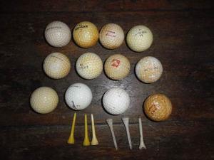 Juego De 12 Pelotas De Golf Usadas Y