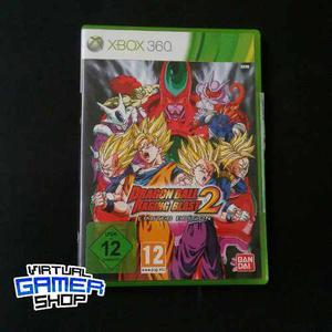 Juego Para Xbox 360 - Dragon Ball Racing Blast 2