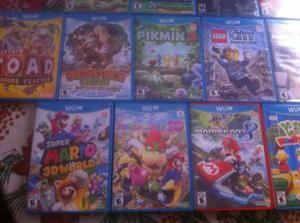 Juegos Originales Fisicos Wii U