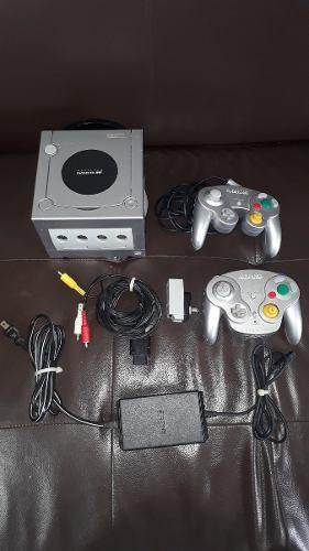 Nintendo Game Cube +4 Juegos Orig. +1 Control Inalambrico