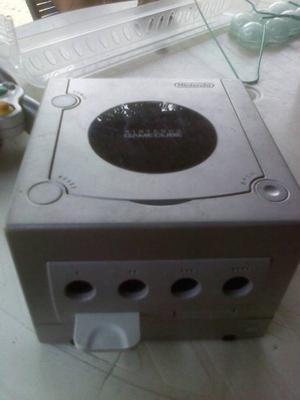 Nintendo Gamecube Color Gris