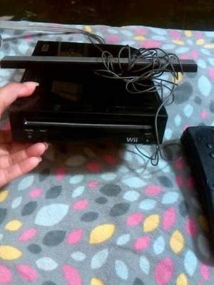 Nintendo Wii Con Sus Controles