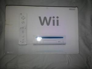 Nintendo Wii Original + Accesorios + Chip