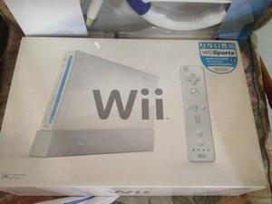 Nintendo Wii Sport + Accesorios De Juego